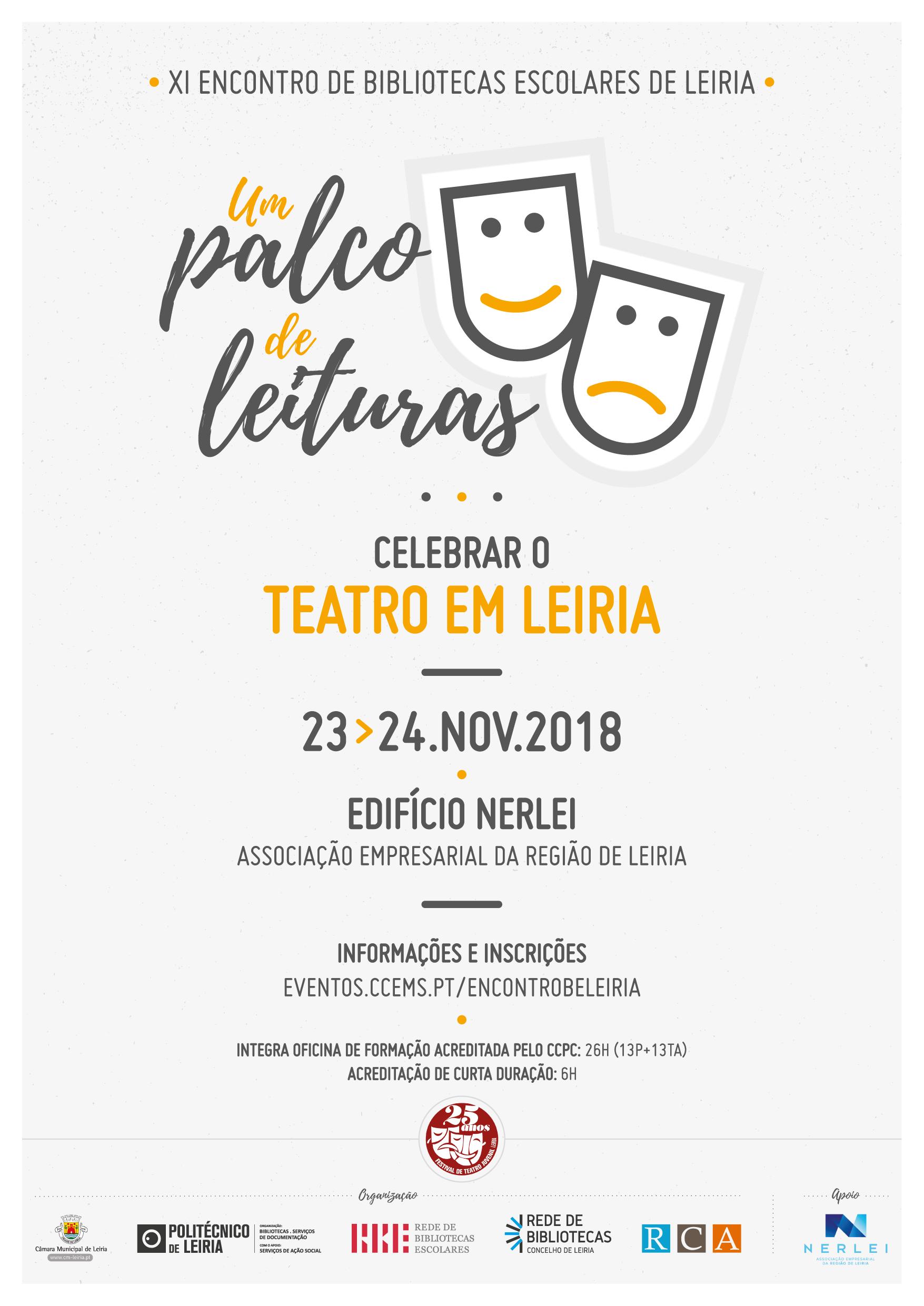 XIEncontro RBELeiria Teatro